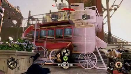 游戏《生化奇兵:无限之城》开发版试玩最为真实的一线报道 (8)