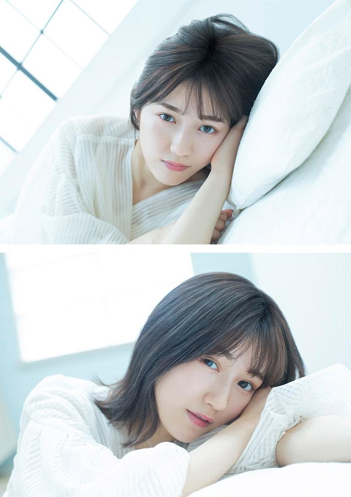 正统派偶像渡边麻友为音乐剧公演而拍摄写真作品大力宣传拉升人气 (7)