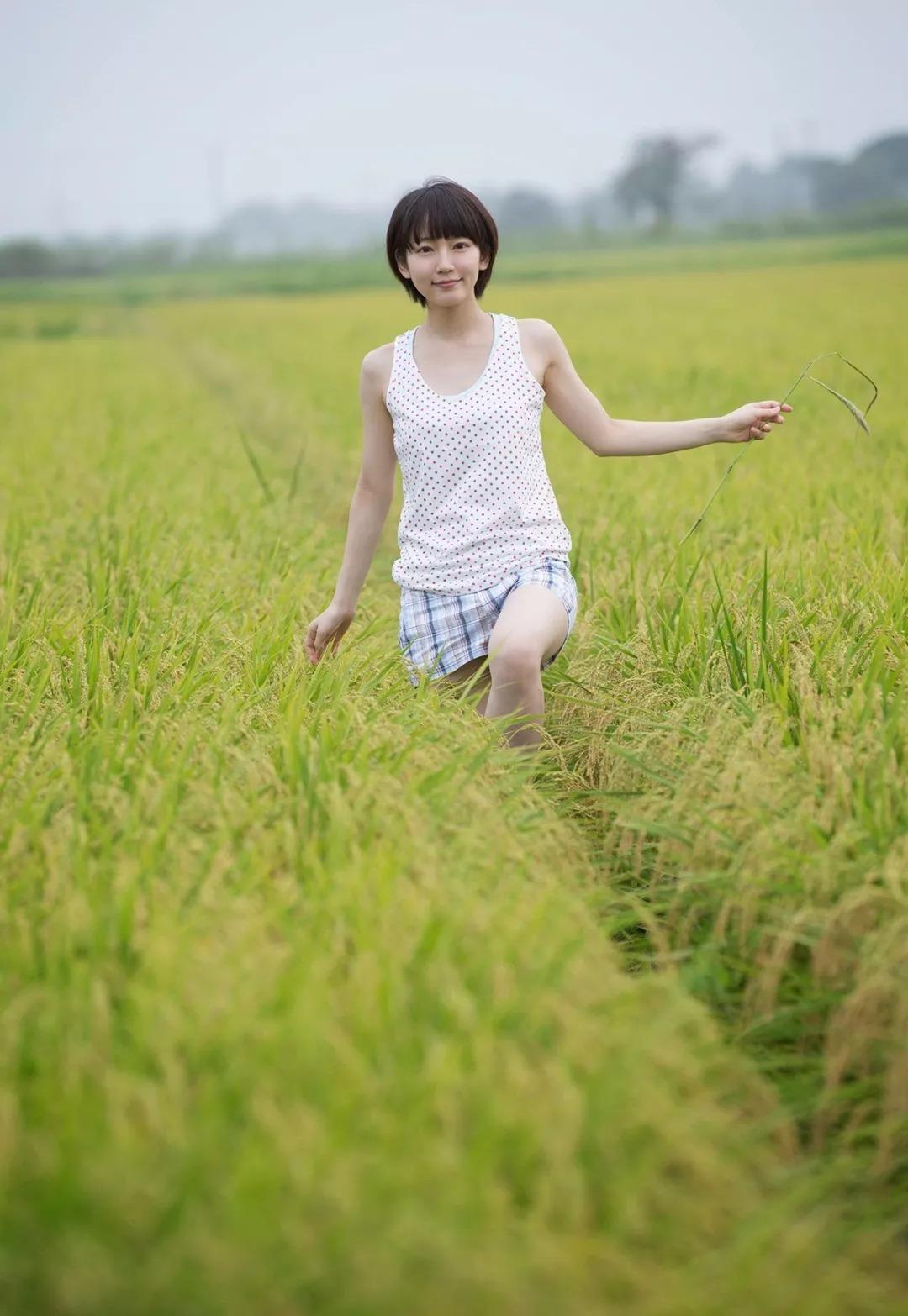 治愈系魔性之女吉冈里帆写真作品 (81)