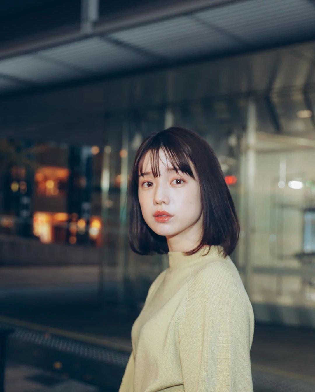 永远一张娃娃脸的棉花糖女孩弘中绫香写真作品 (31)