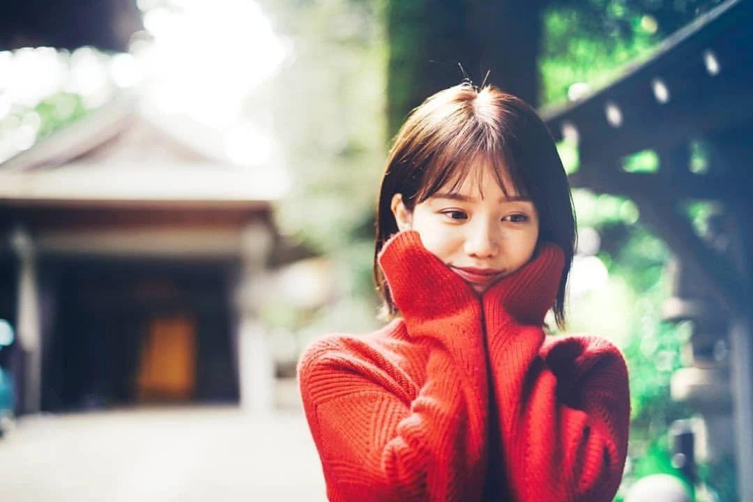 永远一张娃娃脸的棉花糖女孩弘中绫香写真作品 (4)