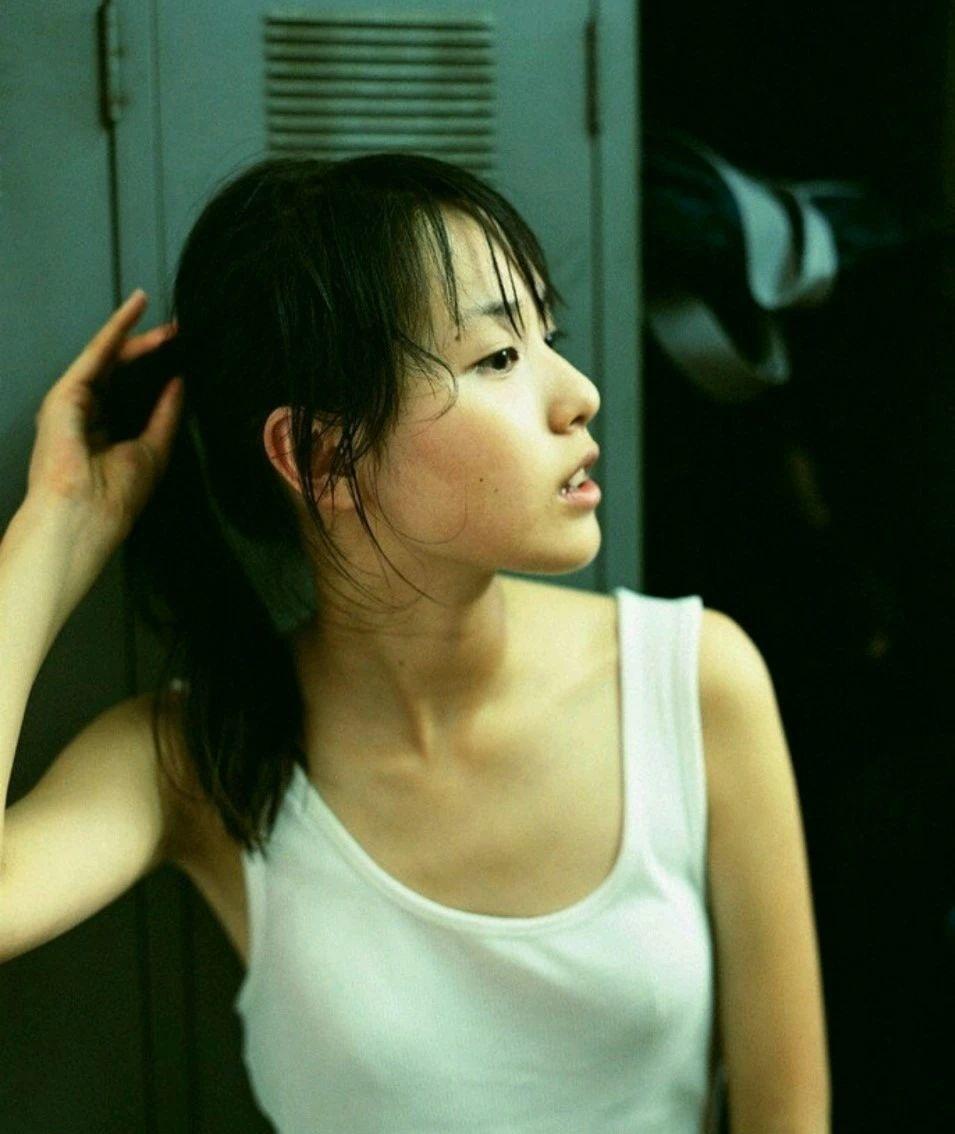 美的不可方物少女时代的户田惠梨香写真作品 (30)