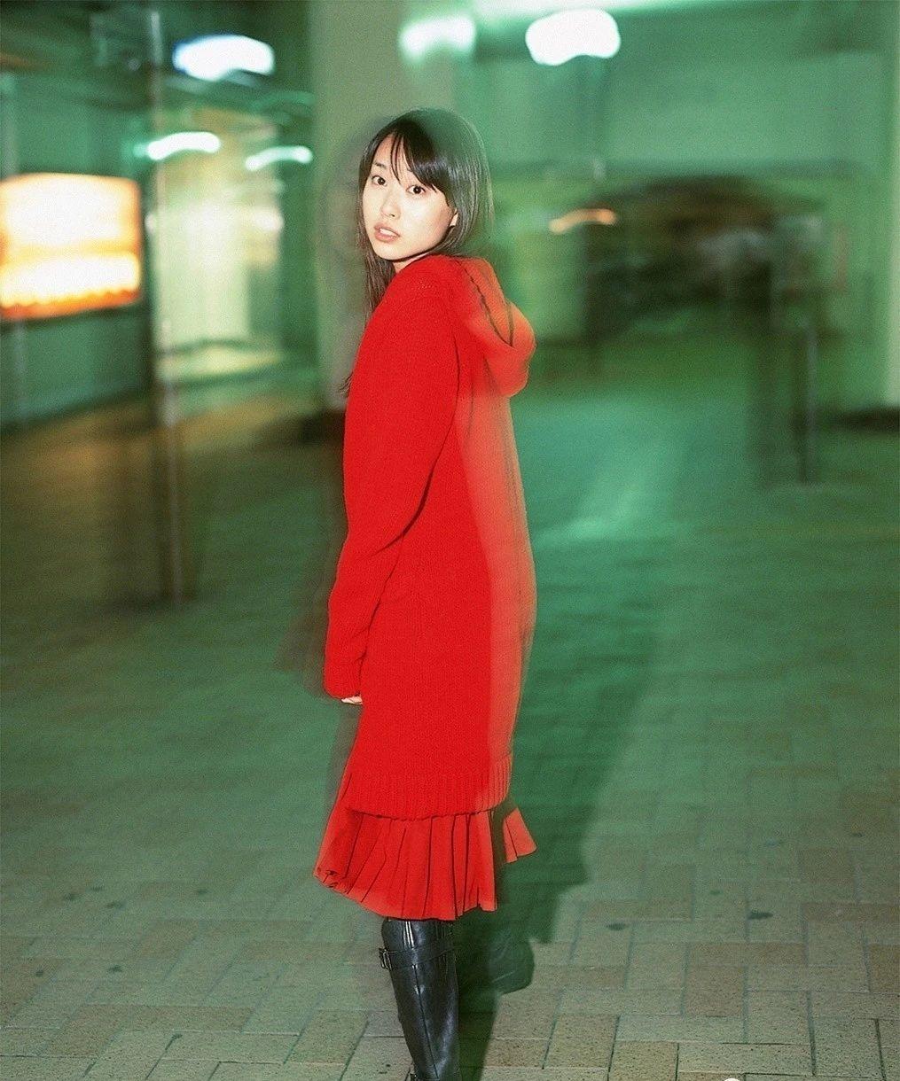 美的不可方物少女时代的户田惠梨香写真作品 (70)