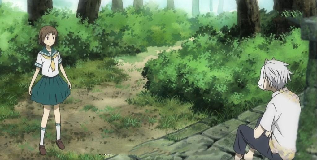 日本爱情动画《萤火之森》如果当一段爱情来临但是又注定它会消失,那你还会决定去爱吗? (28)
