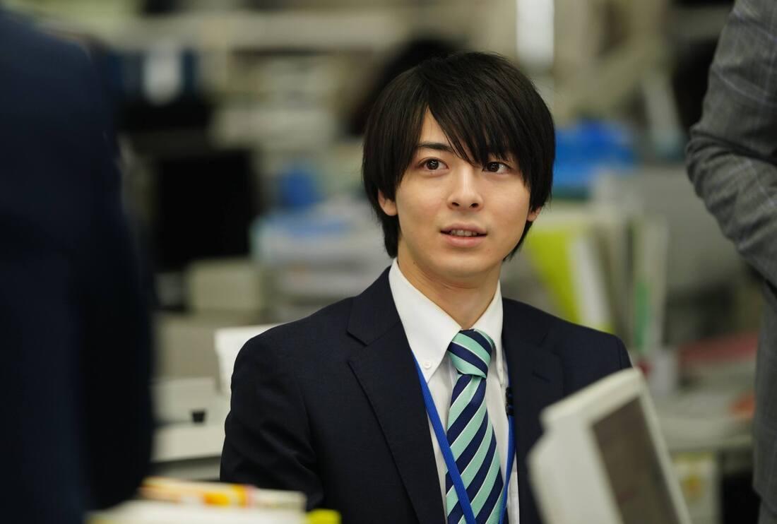 日本电影《前田建设奇幻营业部》梦想需要大把的资金投入 (6)
