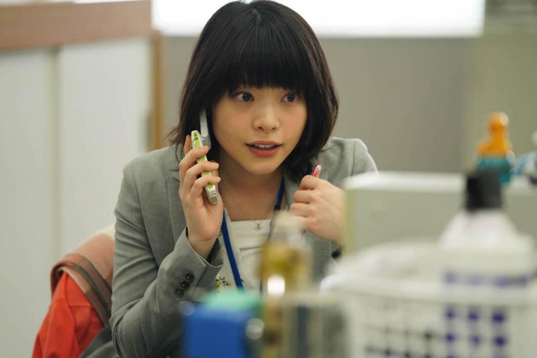 日本电影《前田建设奇幻营业部》梦想需要大把的资金投入 (12)