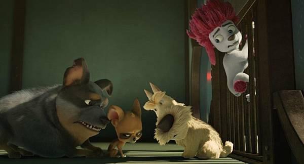 电影《100%小狼人》不走寻常复仇路线给你更多想象空间 (4)