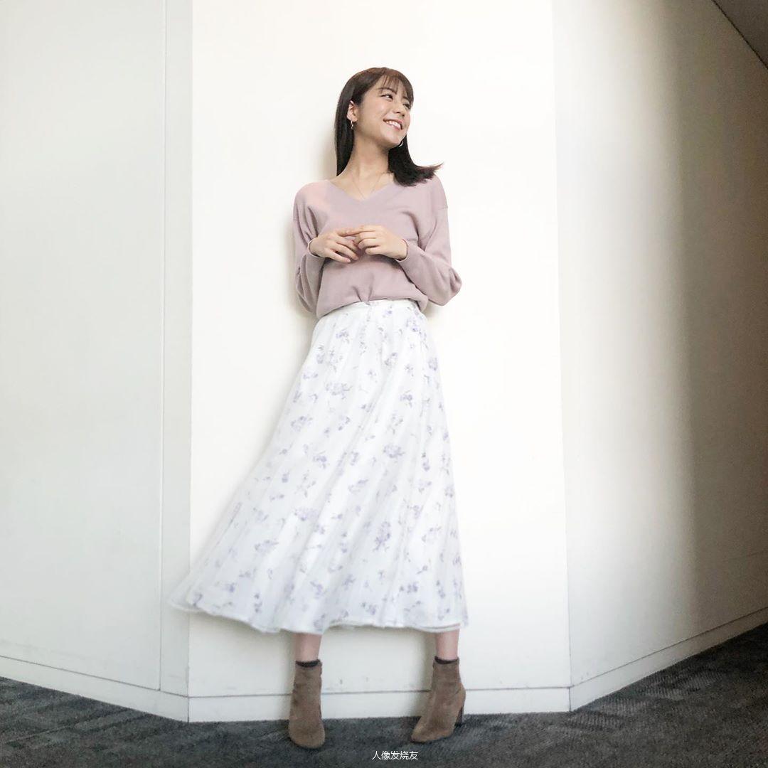 甜美无比的天气女郎贵岛明日香写真作品 (22)