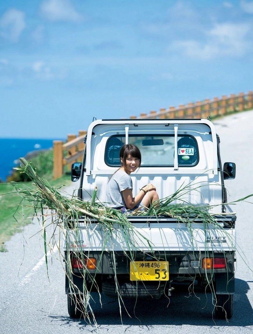 清纯空灵气质的有村架纯写真作品 (65)