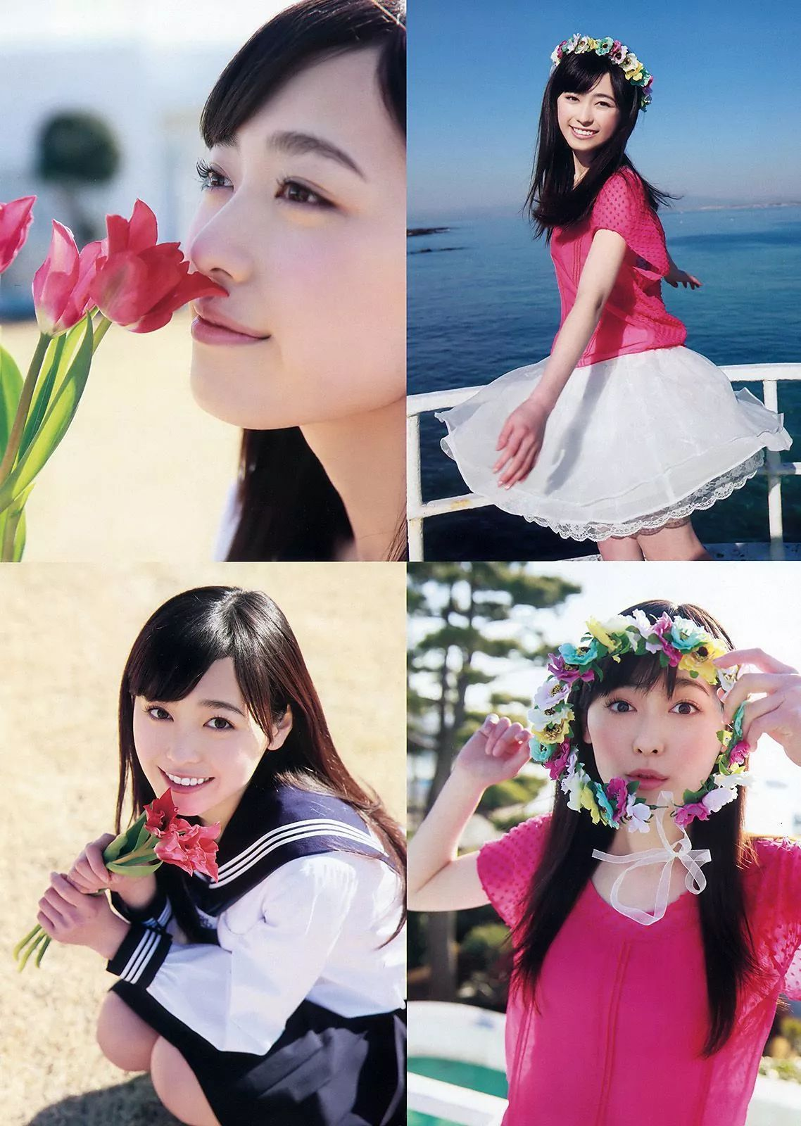 真的是甜到冒泡的美少女福原遥写真作品 (19)