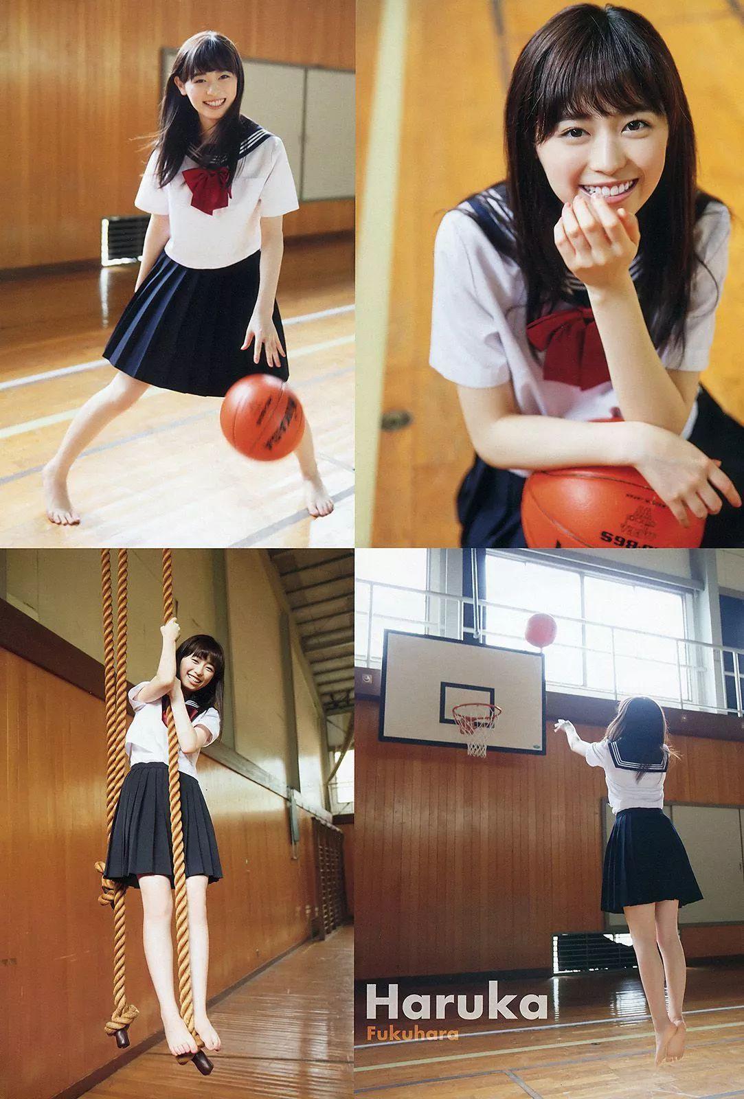 真的是甜到冒泡的美少女福原遥写真作品 (24)