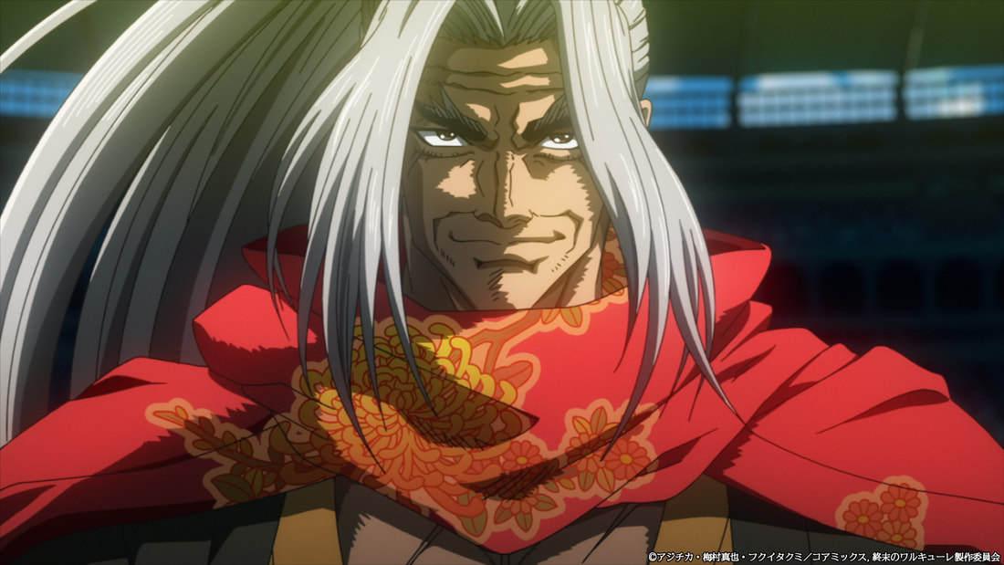 漫画《终末的女武神》人神大战可以好好享受的热血格斗盛宴 (10)