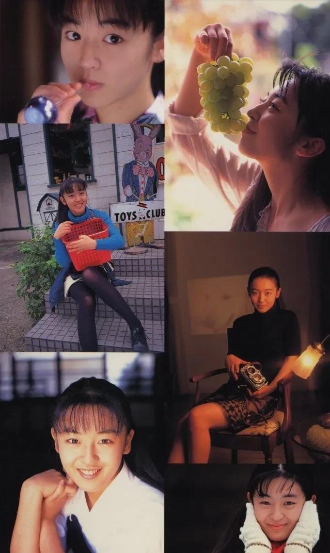 清纯玉女17岁情书中的酒井美纪写真作品 (70)