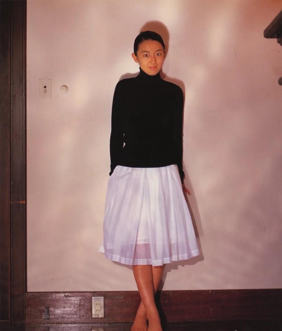 清纯玉女17岁情书中的酒井美纪写真作品 (81)