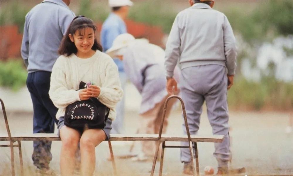 清纯玉女17岁情书中的酒井美纪写真作品 (105)