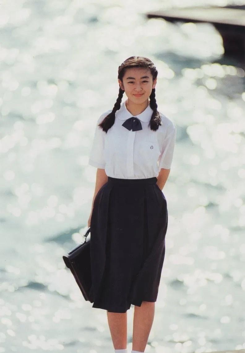 清纯玉女17岁情书中的酒井美纪写真作品 (111)