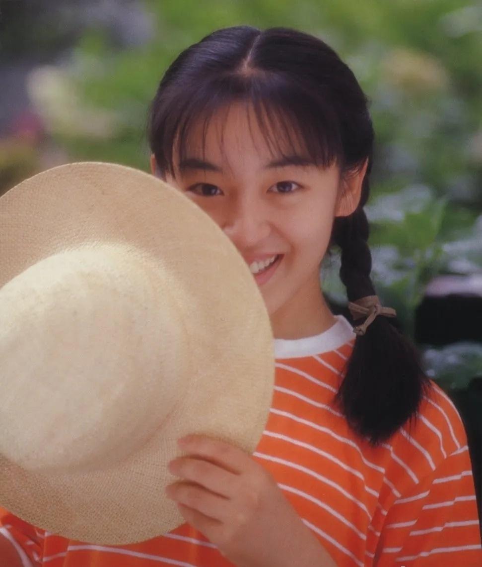 清纯玉女17岁情书中的酒井美纪写真作品 (136)