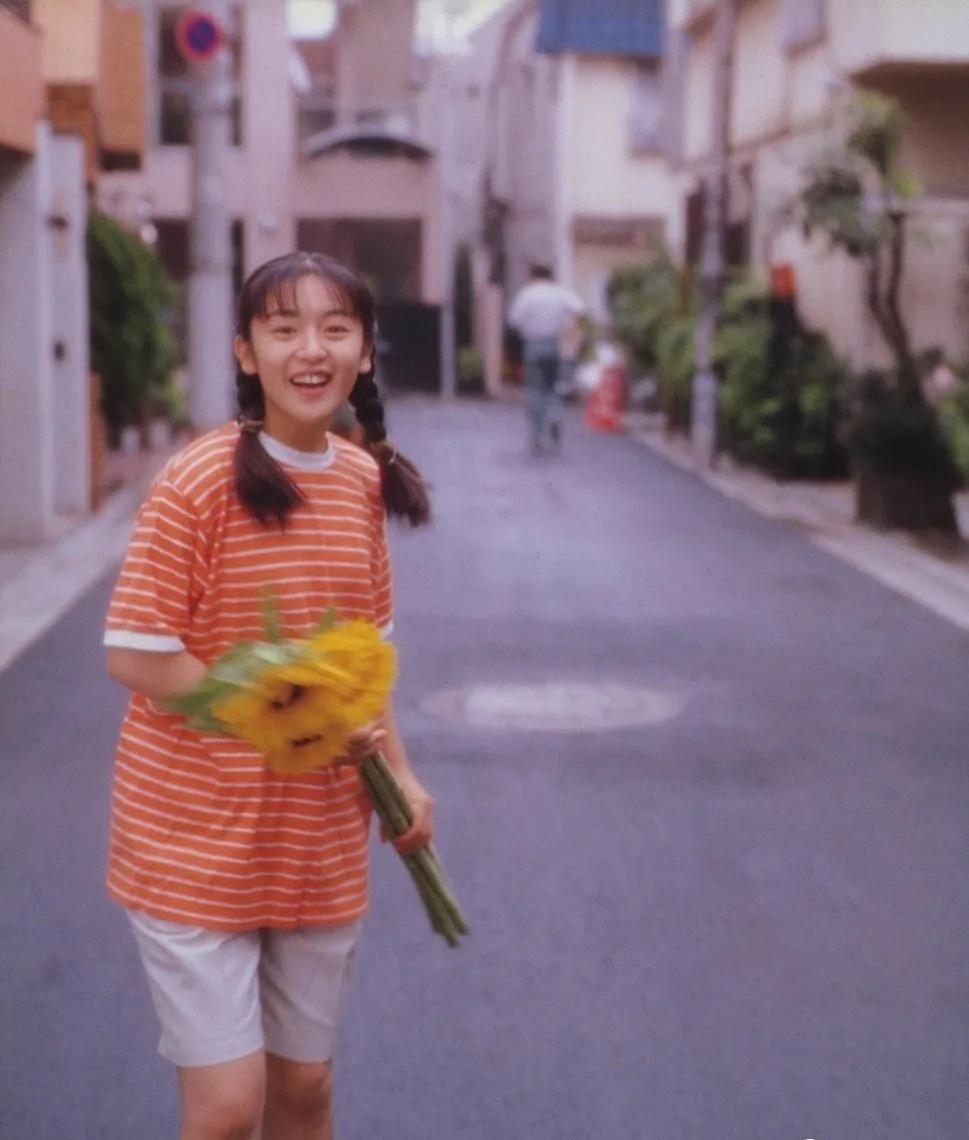 清纯玉女17岁情书中的酒井美纪写真作品 (137)