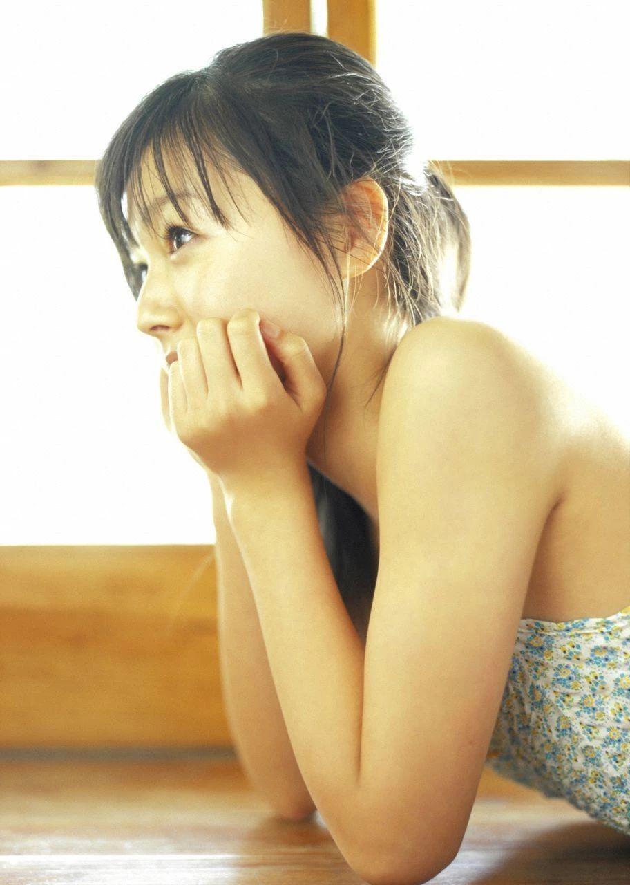 日本早安少女组中唯一奇迹女子久住小春写真作品 (45)