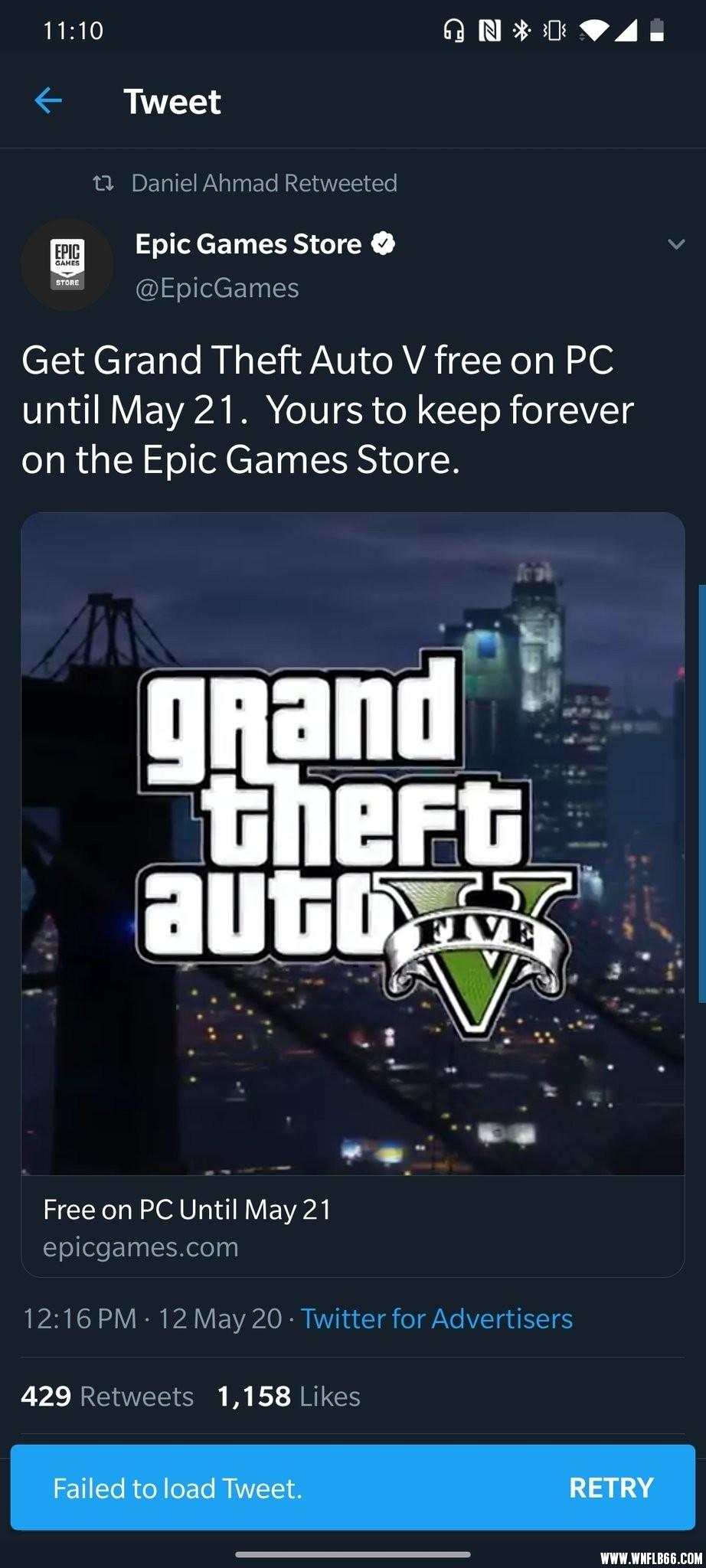 EPIC喜加一,今晚23点,GTA5高级版免费送插图