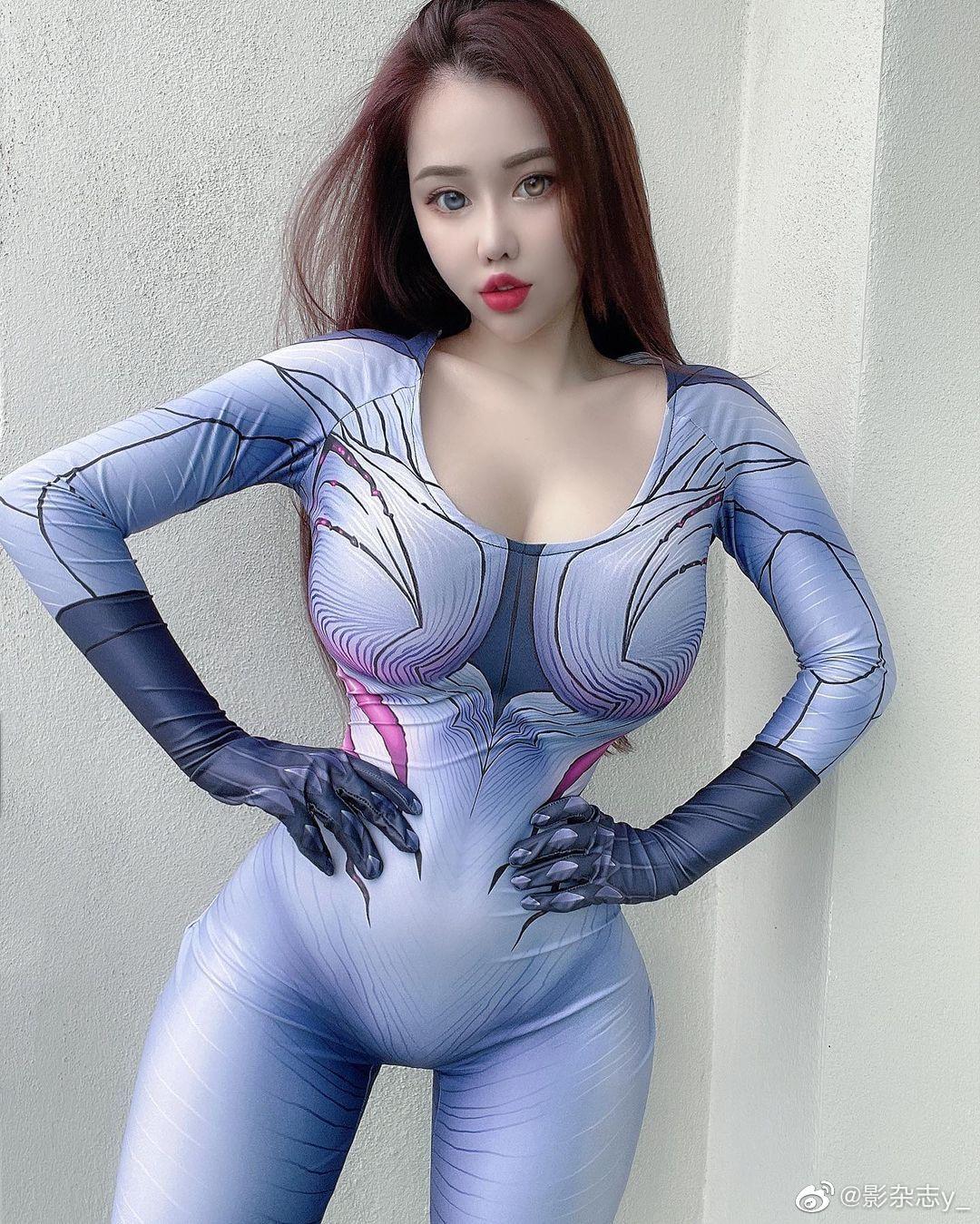 大马网红 JENNA 周甄娜 第4张
