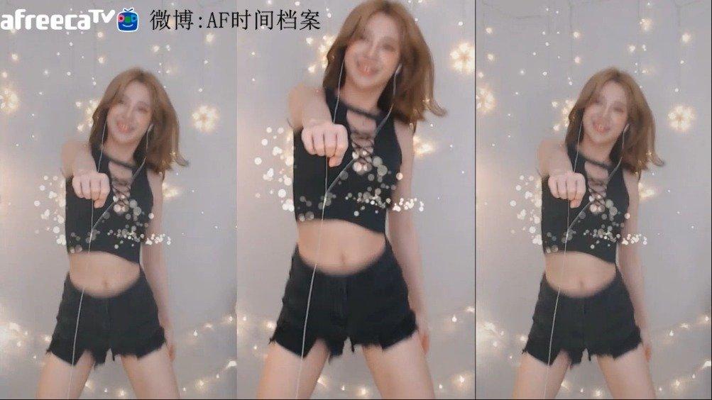 AfreecaTV-초플링邱佩伶 200518 摩托摇