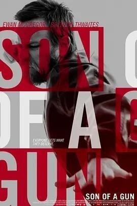 枪之子的海报