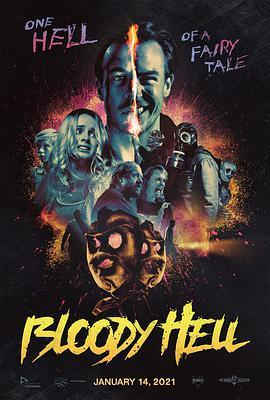 血腥地狱的海报