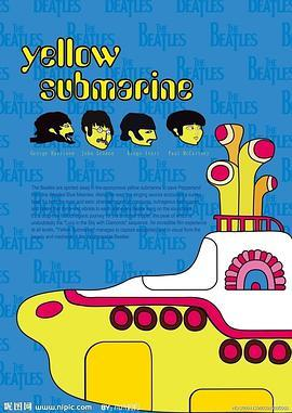 黄色潜水艇的海报