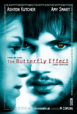 蝴蝶效应的海报