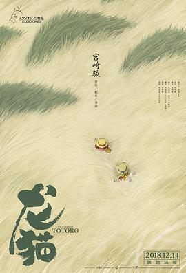 龙猫的海报