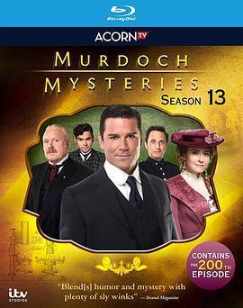 神探默多克 第十三季的海报