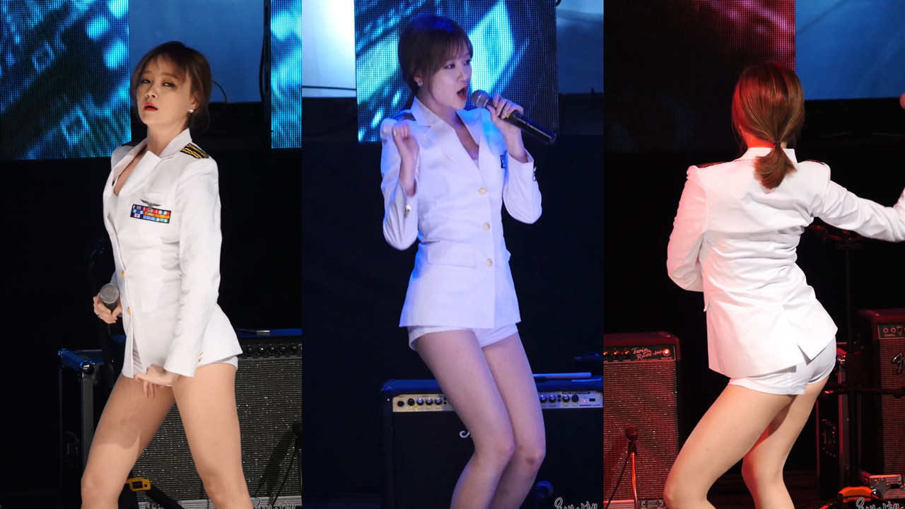 [2016年] 韩国女团Nine Muses(9muses) 饭拍视频18部合辑[2.55G]