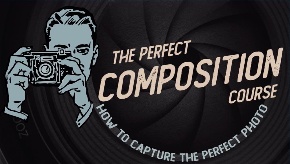 """摄影教程_Frank Minghella-""""完美照片构图""""将您摄影技术提高到一个新水平-中文字幕 摄影教程 _预览图1"""