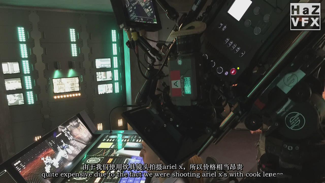 摄影教程_Hasraf_HaZ Dulull 的科幻电影摄制教程-中英字幕 摄影教程 _预览图12