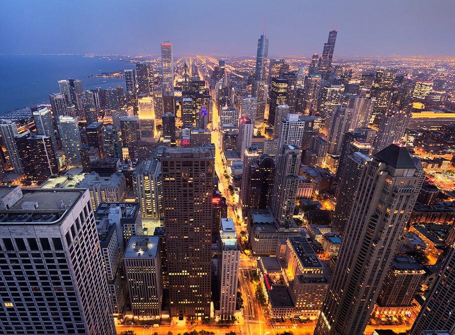 摄影教程_Jimmy McIntyre-令人惊叹的城市景观曝光混合技术教程(中文字幕) 摄影教程 _预览图3