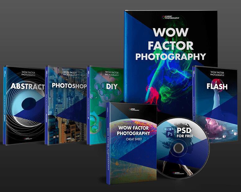 摄影教程_JOSHUA DUNLOP-30天创意摄影产品项目视频课程-中文字幕 摄影教程 _预览图1