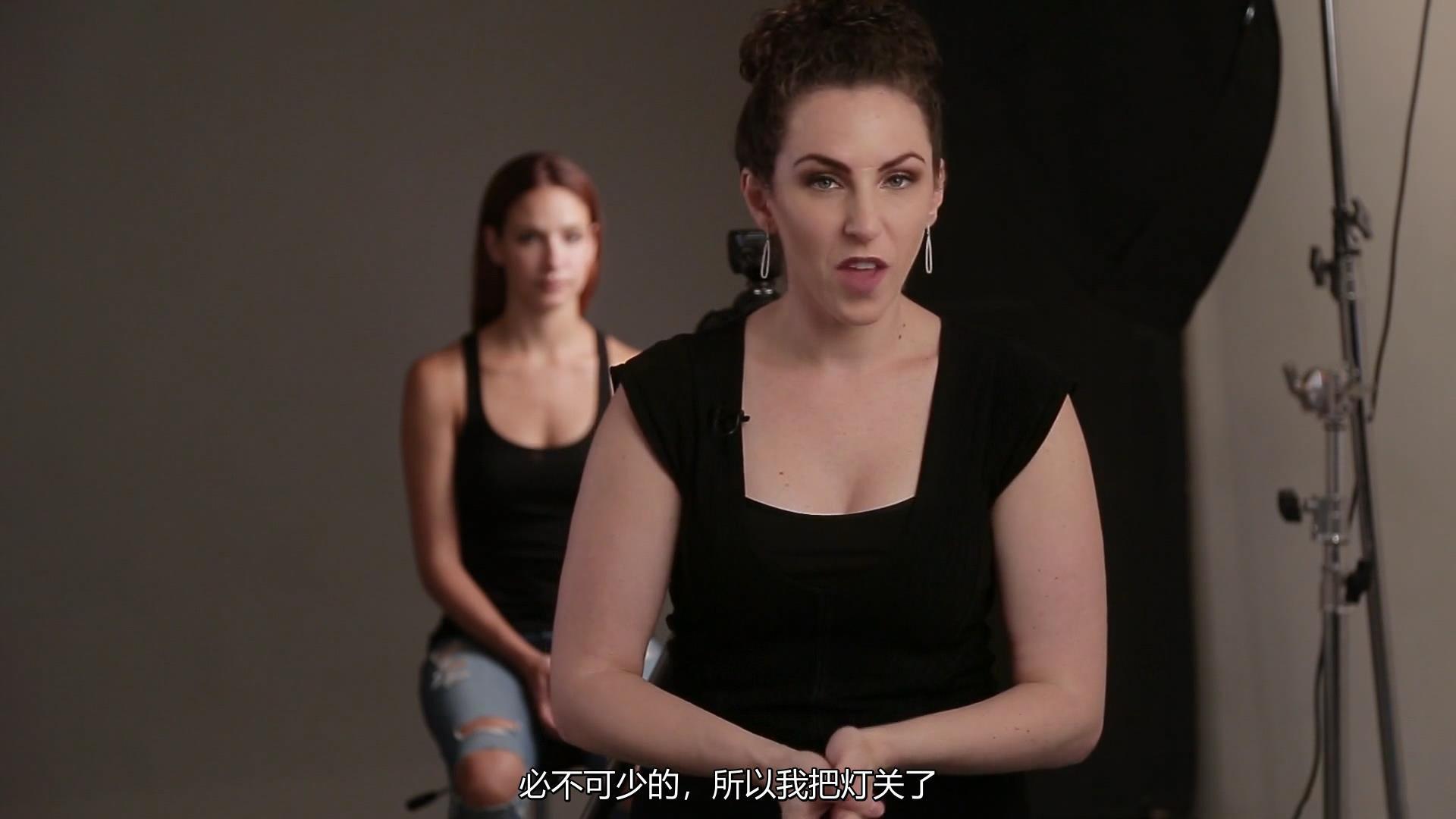 摄影教程_Lindsay Adler为期10周的工作室棚拍布光大师班教程-中文字幕 摄影教程 _预览图9