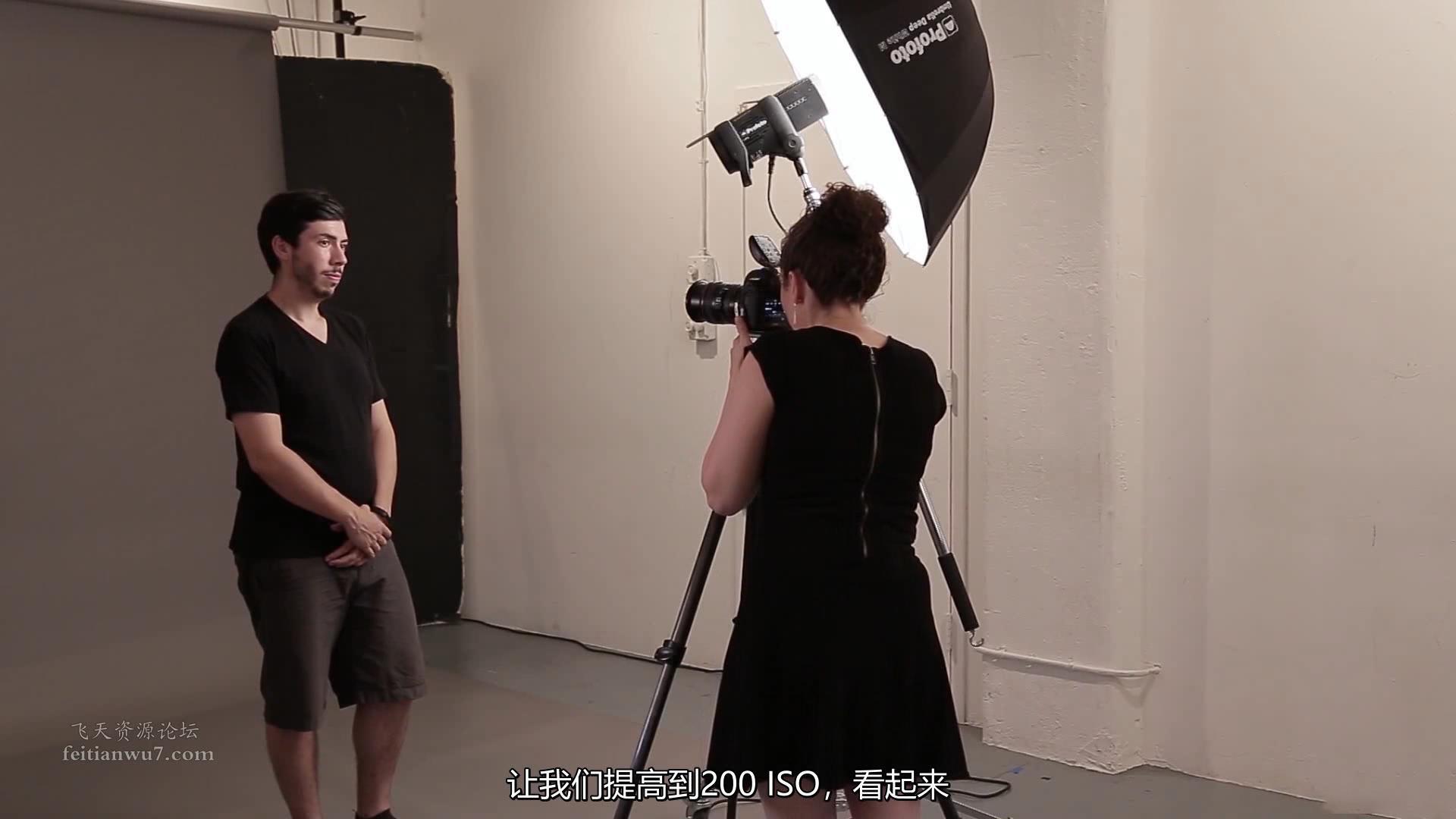 摄影教程_Lindsay Adler为期10周的工作室棚拍布光大师班教程-中文字幕 摄影教程 _预览图26