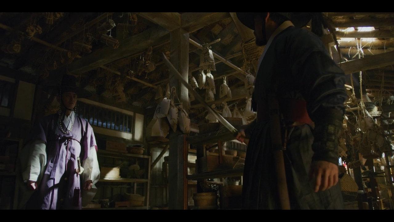 《李尸朝鲜/王国》第一季全集 高清无删减版 百度云下载图片 第2张
