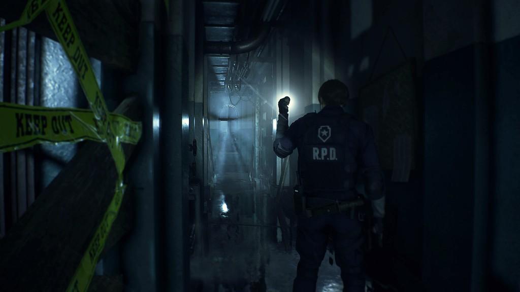 《生化危机2:重制版》比7代更受欢迎,Steam在线人数超越3倍