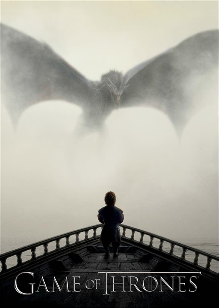 权力的游戏第五季海报
