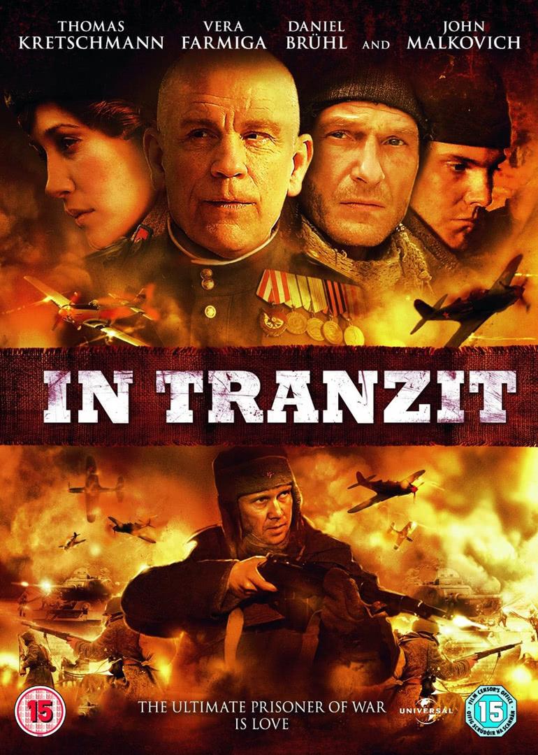 特兰济特集中营海报