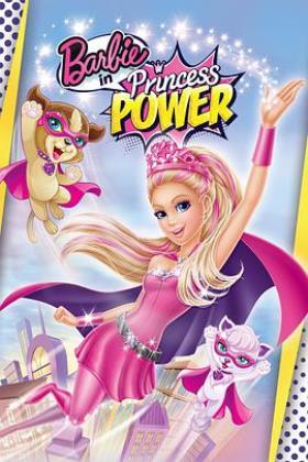 芭比之公主的力量海报