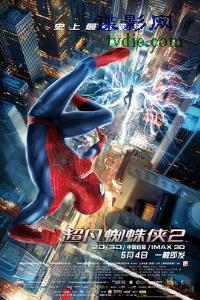 超凡蜘蛛侠2海报