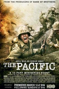 太平洋战争海报