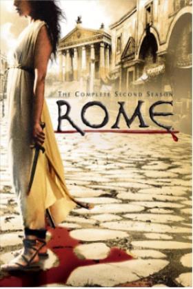 罗马第二季海报