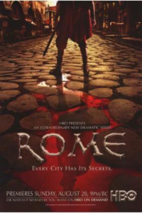 罗马第一季海报