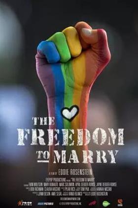 婚姻平权路海报