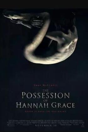 汉娜格蕾丝的着魔海报